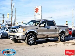2007 Ford F-150 XLT Super Crew 4x4 ~Trailer Tow ~Chrome Package