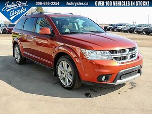 2014 Dodge Journey R/T AWD | PST Paid | DVD