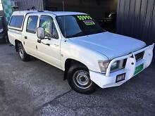1998 Toyota Hilux Ute, D/Cab, 2.7L, Tidy, Sought After..*$5,890 Currumbin Waters Gold Coast South Preview