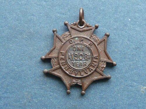 BRAXMAR Co. New York,  P.O.P. medal dated 1908, engraved Albert Berg