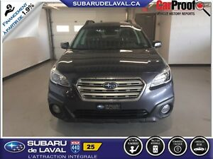 2015 Subaru Outback 2.5i Limited EyeSight *Cuir et Navigation*