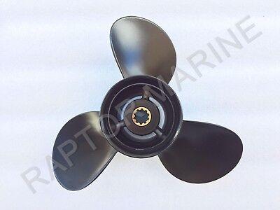 9.9*13 aluminum propeller for Tohatsu & Mercury outboard PN 346-64104-5
