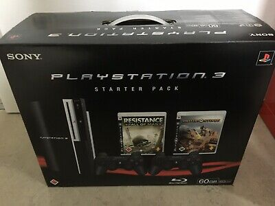 Sony PlayStation 3 MotorStorm & Resistance: Fall of Man - Starter Pack 60GB...