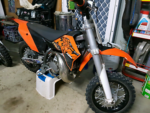 2013 KTM50 Mini, very little use Muswellbrook Muswellbrook Area Preview