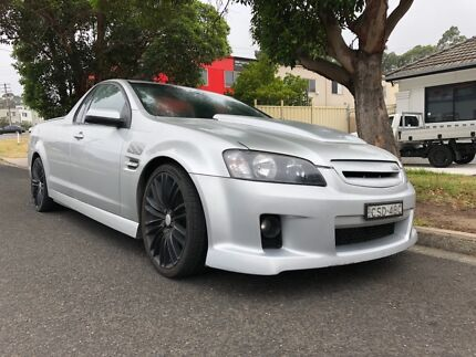 2008 Holden Commodore VE SS Manual Ute Lambton Newcastle Area Preview
