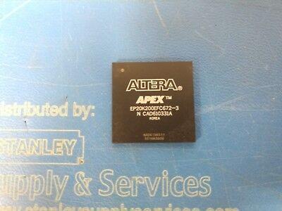 Ep20k200efc672-3 Altera Bga Ic Apex Cpld Field Programmable Logic New