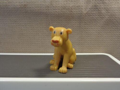 "CUTE LION PVC 2"" FIGURE UNBRANDED (MA208)"