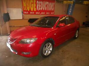 2006 Mazda Mazda3 Sedan Wangara Wanneroo Area Preview