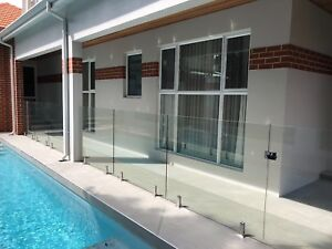 $250pm GLASS POOL FENCING