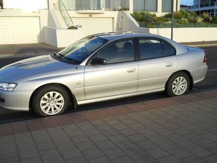 2005 Holden Commodore Sedan