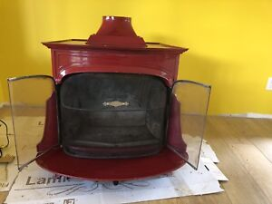 Vermont casting wood burning stove