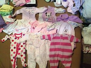 Baby girl clothes! Ranging from 0 to 3 months London Ontario image 9