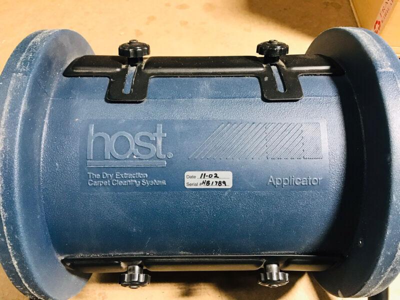 Host Dry Carpet Cleaner Applicator