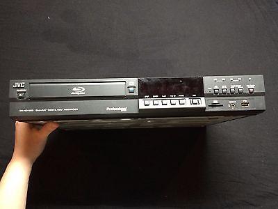 Коммутаторы и маршрутизаторы JVC SR-HD1500US BLU-RAY