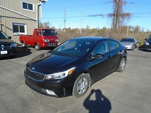 """2017 Kia Forte  """"LIKE NEW"""" BE APPROVED TODAY LOW RATES 3.69 OAC!"""