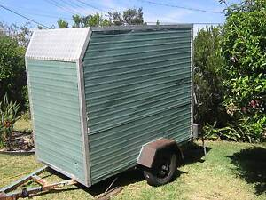 Encloses alloy pantech trailer Tootgarook Mornington Peninsula Preview