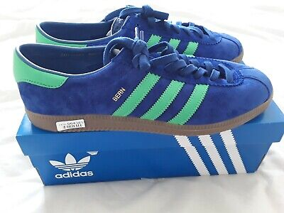 Adidas BURN  - Size 10 - (city Series EE4927) BNIB not london/ dublin/malmo/...