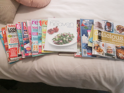 Wanted: Cooking books and magazines