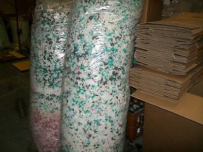 5kg Schaumstoffflocken 1.Wahl Füllmaterial für Kissen+Basteln Grundp 4,06€ je kg