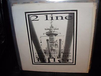 2 LINE FILLER reinforced arms for better life ( rock  7
