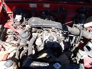 Toyota Hilux 1993 Engine Gladesville Ryde Area Preview