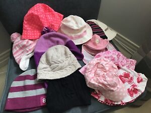 MOVING SALE:  Toddler Hats (size 12mo-2t)