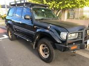 Toyota Landcruiser 1996 turbo diesel Tullamarine Hume Area Preview
