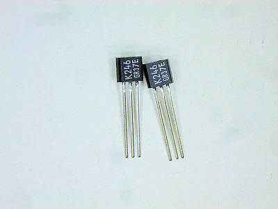 2sk246 Original Toshiba Fet Transistor 2 Pcs