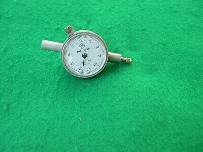 Mitutoyo 1507 Indicator .0005 .125 Range