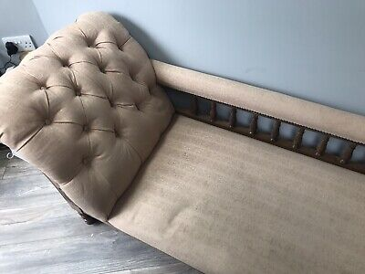 Chaise longue - Ideal refurb Project