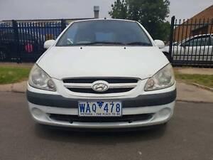2006 Hyundai Getz AUTO West Footscray Maribyrnong Area Preview