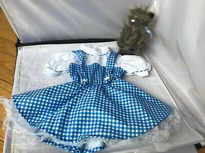 Dorothy Of The Wizard Of Oz Costume (DOROTHY