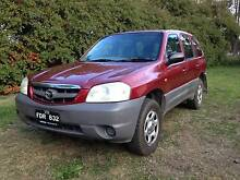 2002 Mazda Tribute Wagon Uralla Uralla Area Preview