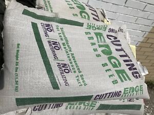 Amazing Premuim Quality Grass Seed for Sale- only 16 bags left