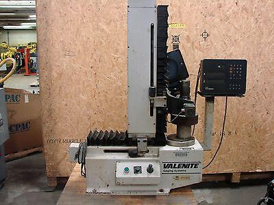 Valenite Gaging Systems Tool Presetter Set Up For Hsk 63