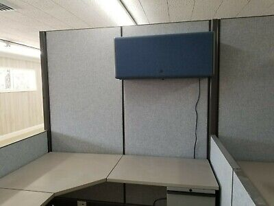 Herman Miller And Morrison Furniture Cubicle Modules