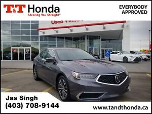 2018 Acura TLX Tech *Leather, Navigation, Bluetooth*