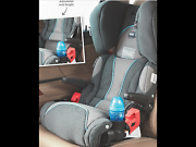 Kids kreations car booster seat Maribyrnong Maribyrnong Area Preview
