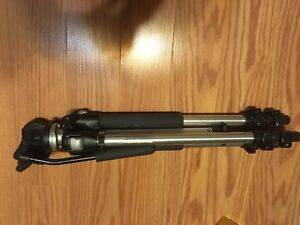 Manfrotto video camcorder tripod - Amazing Deal!