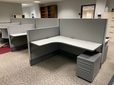 Cubiclespartition System By Haworth Premise 5ft X 4ft