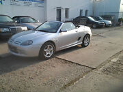 MG MG TF 135 Cabrio Classiker top Zustand