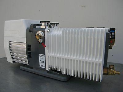 Alcateladixen 2021i Vacuum Pump 14 Cfm Tested To 8 Microns - Labindustrial