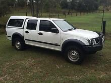 2005 Holden Rodeo Dual Cab Ute Toowoomba Toowoomba City Preview