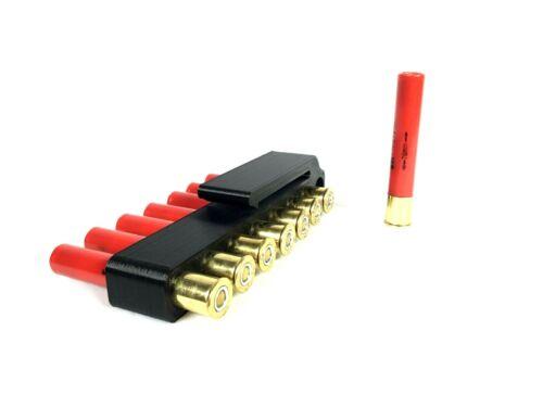 5 or 8 Shell Tactical .410 410 Gauge Shell Ammo Holder Vest / Belt Clip 410 Ga.