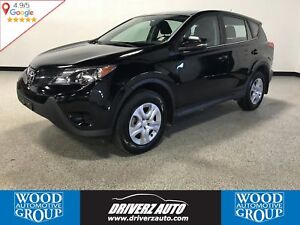 2015 Toyota RAV4 LE AWD, BLUETOOTH, Financing Available!!!