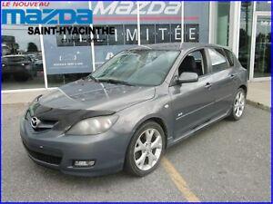 Mazda 3 Hayon 4 portes Sport,, GT