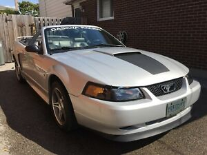 1999 Mustang GT 35th Anniversary Limited Edition