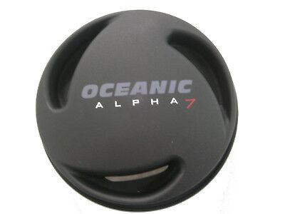 как выглядит Подводный компьютер Diaphragm Cover Second Stage Oceanic Alpha 6,7 Regulator 6436.07 фото