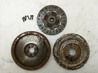 VW AUDI SEAT SKODA MANUAL GEARBOX CLUTCH DISC PRESSURE PLATE FLYWHEEL 04L105273