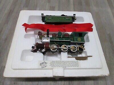 Hawthorne Village Coca Cola Express Train Set 79591 MINT